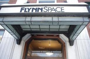 Entrance to FlynnSpace
